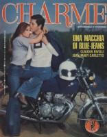 Una macchia di blue-jeans