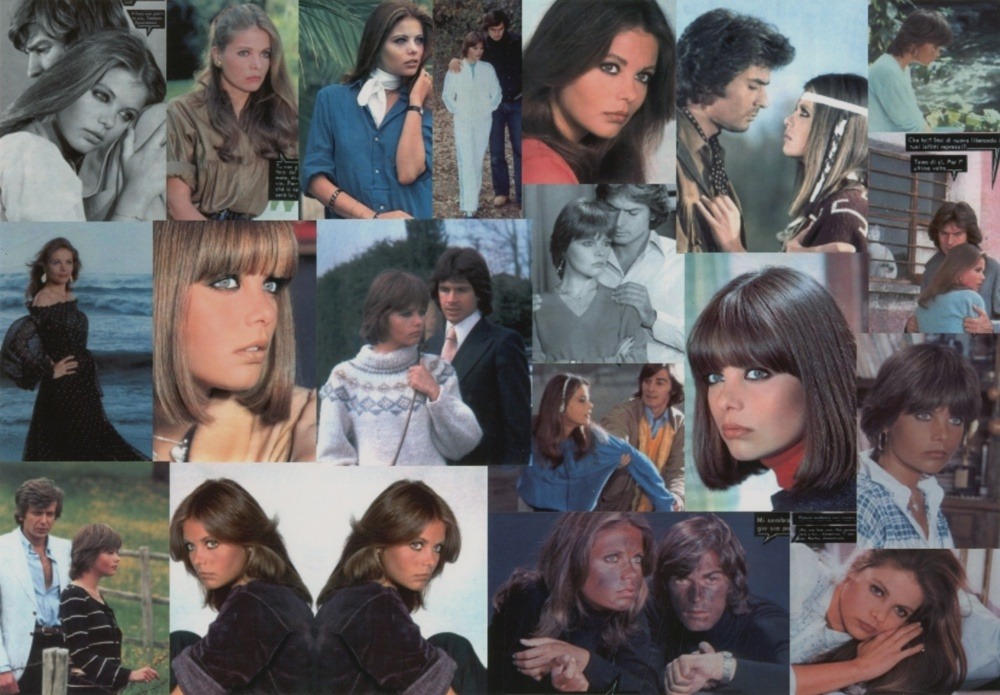 Claudia Rivelli collage