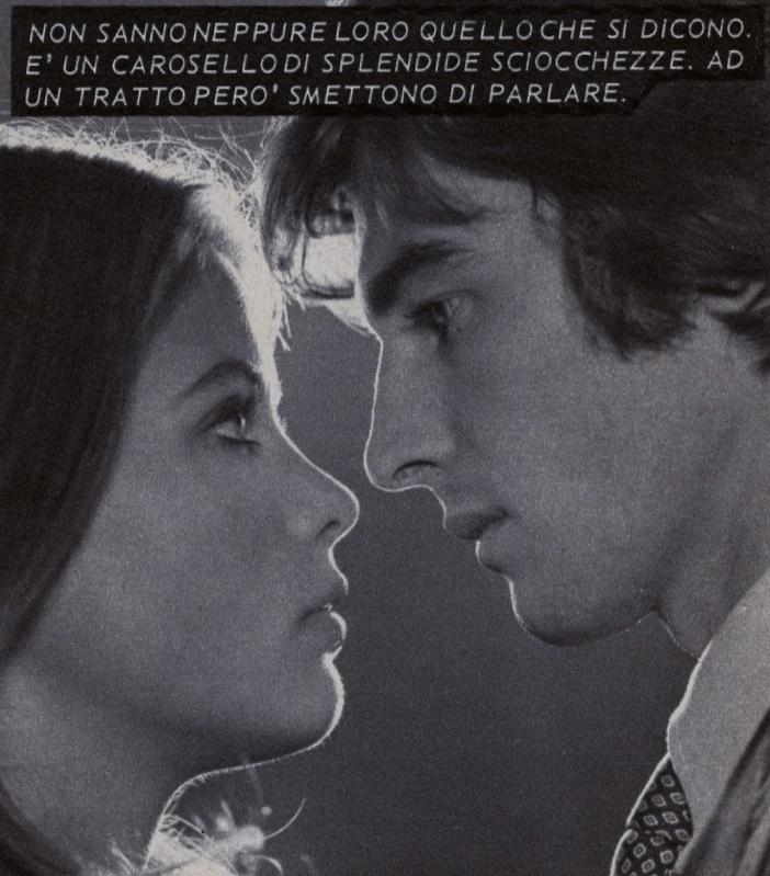Claudia Rivelli E I Partner 1 Sito Non Ufficiale Fotoromanzi Lancio