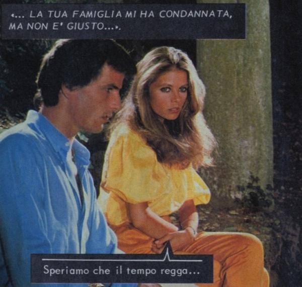 Monica Sito Non Ufficiale Fotoromanzi Lancio Pagina 20