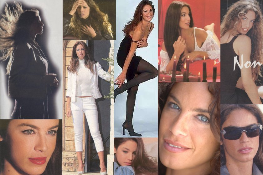 Alessandra Cellini collage