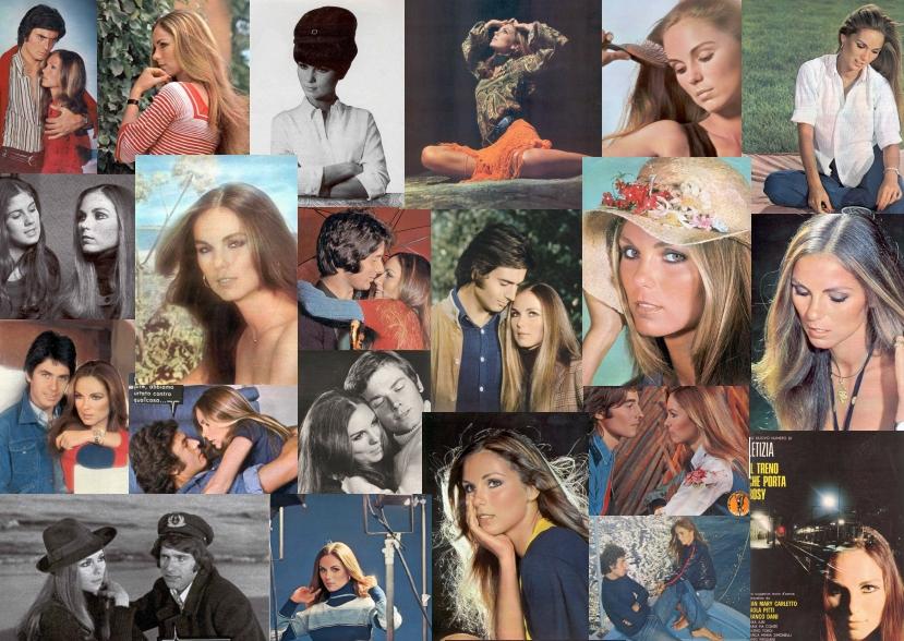 Paola Pitti collage