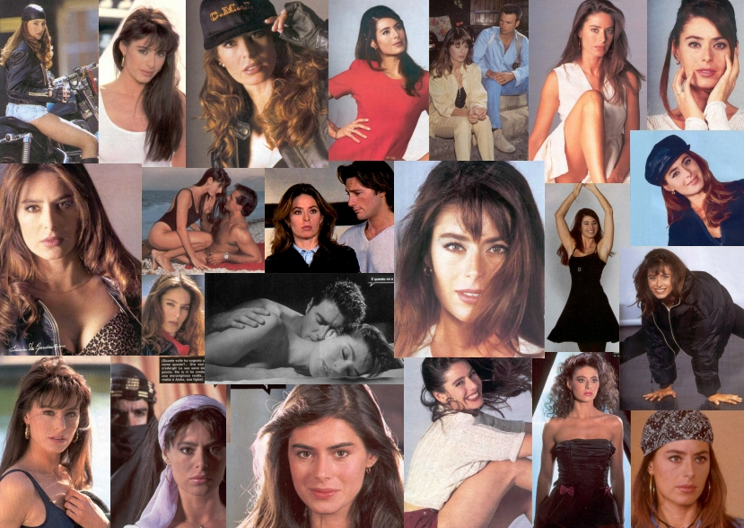 Sonia De Gaudenz collage