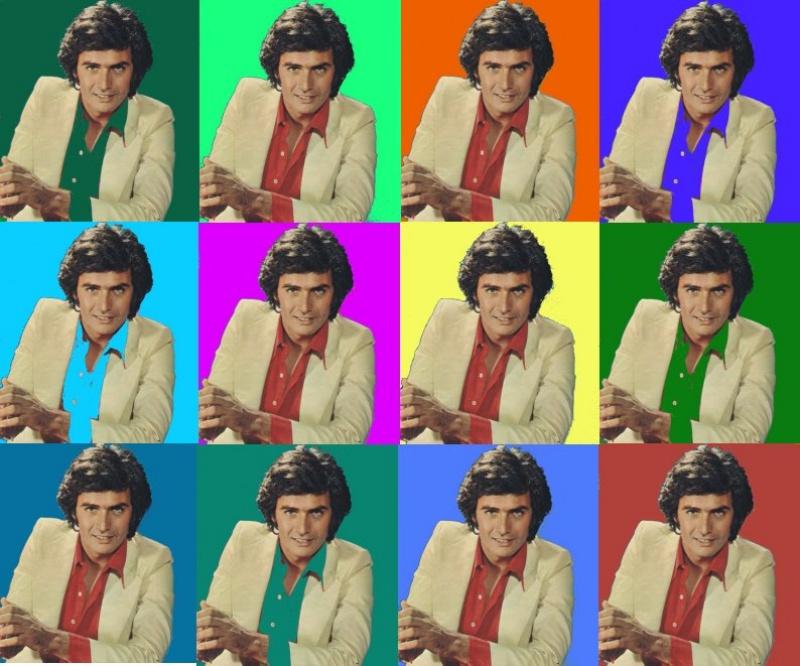 Franco Gasparri collage
