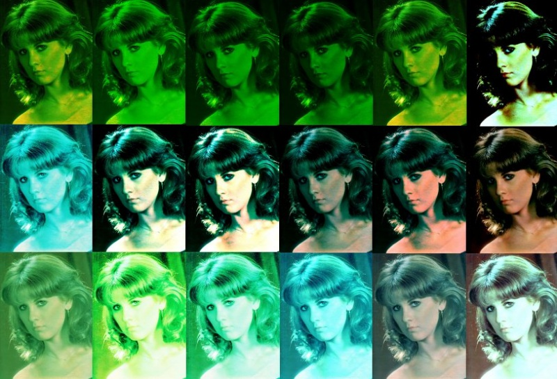 Katiuscia collage