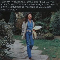 Fotoromanzo dedicato a Lia