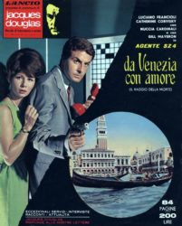 Agente Sz4 da Venezia con amore